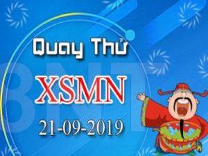 Soi cầu KQXSMN ngày 21/09 tỷ lệ trúng cao
