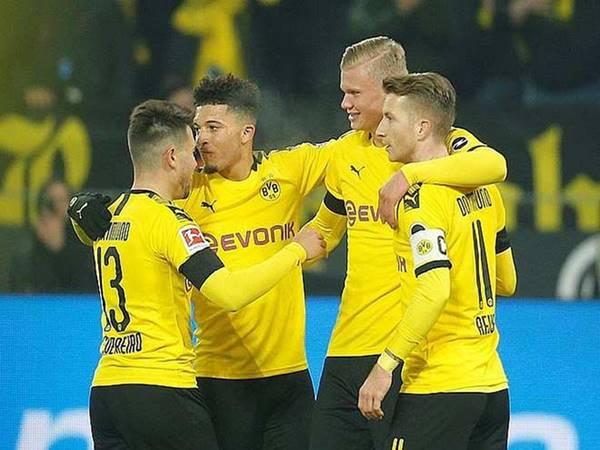 6 ngày trước Siêu kinh điển Bundesliga