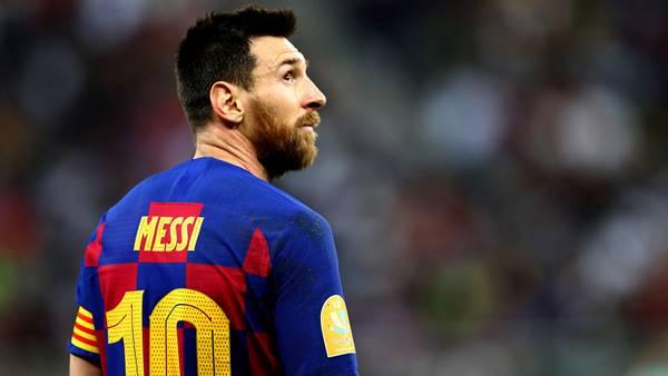 Bóng đá quốc tế 26/8: Lionel Messi tuyên bố rời Barcelona
