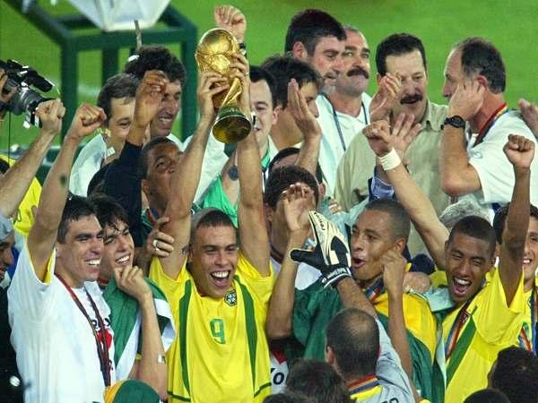 Brazil là đội bóng từng 5 lần vô địch World Cup
