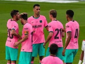 Bóng đá quốc tế tối 17/9: Barcelona thắng 3-1 trước Girona