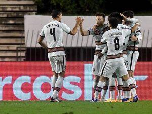 Bóng đá quốc tế 18/11: Bồ Đào Nha thắng Croatia 3-2