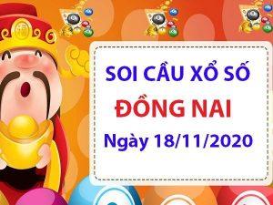 Soi cầu XSDN ngày 18/11/2020