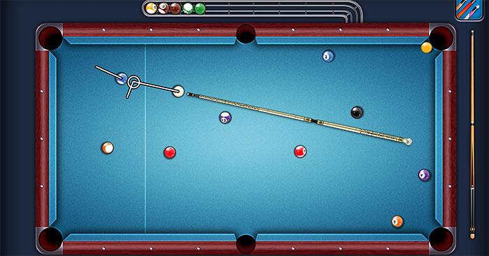 Hướng dẫn chơi 8 Ball Pool - game bida cho điện thoại
