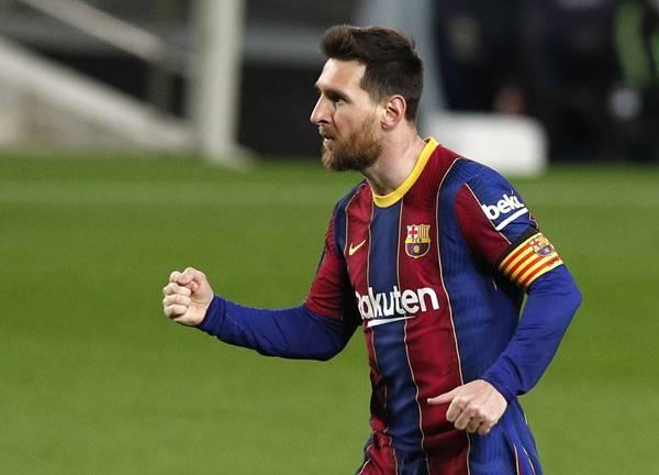 Có thể bạn chưa biết: Cầu thủ Messi thuận chân nào
