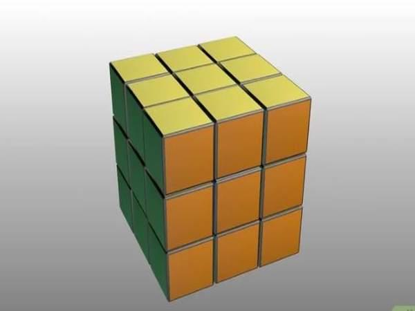 Hoàn thiện khối Rubik
