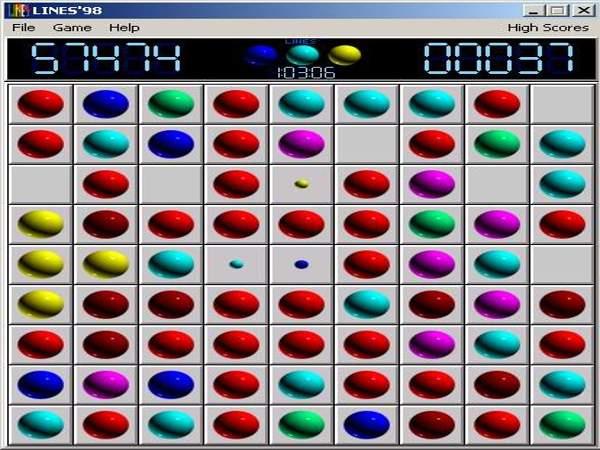 Trò chơi line 98