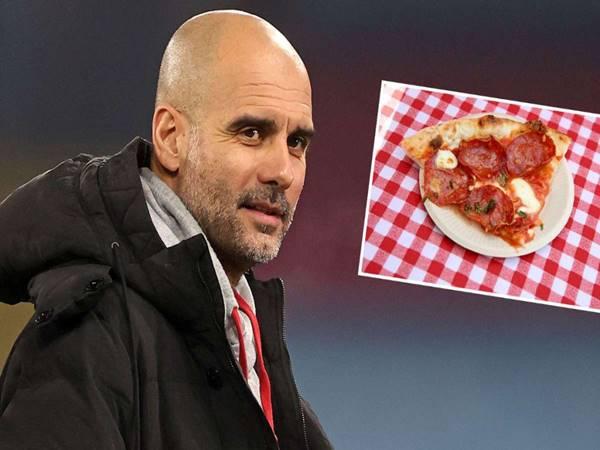 Bóng đá Quốc Tế 14/5: Guardiola và Man City ăn mừng với pizza