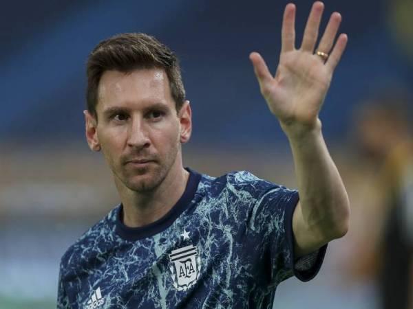 Bóng đá QT tối 29/6: Messi đi vào lịch sử tuyển Argentina