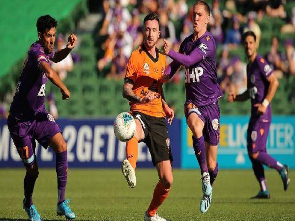 Soi kèo Brisbane Roar vs Perth Glory, 16h05 ngày 2/6 - VĐQG Australia