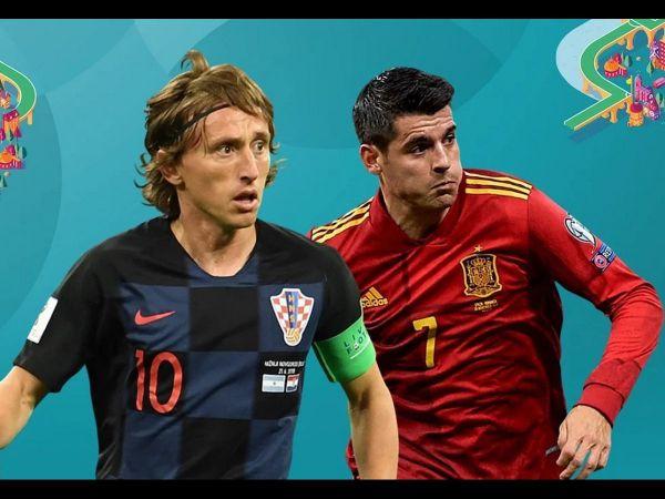 Nhận định kèo Croatia vs Tây Ban Nha, 23h00 ngày 28/6 - Euro 2021