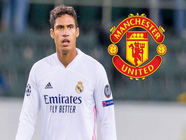 Bóng đá QT sáng 13/7: MU còn cách Raphael Varane 5 triệu euro