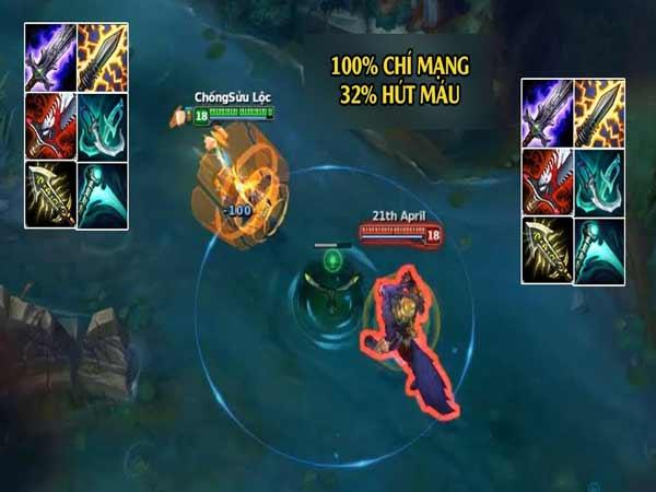Cách chơi Master Yi tốc chiến