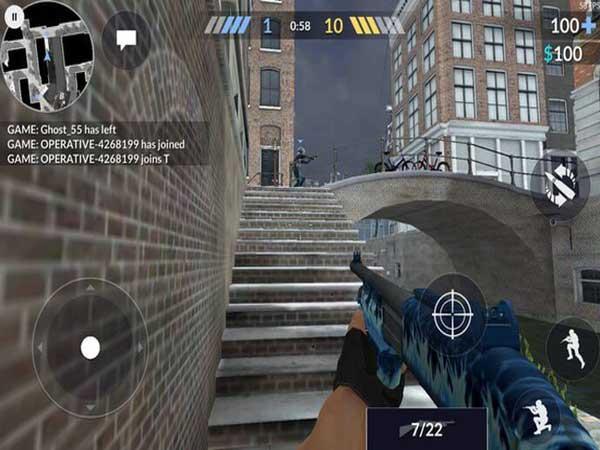 Game Critical Ops Mobile - Game bắn súng offline hay nhất