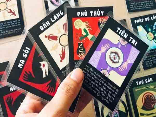 Chơi game Ma Sói online Việt hóa