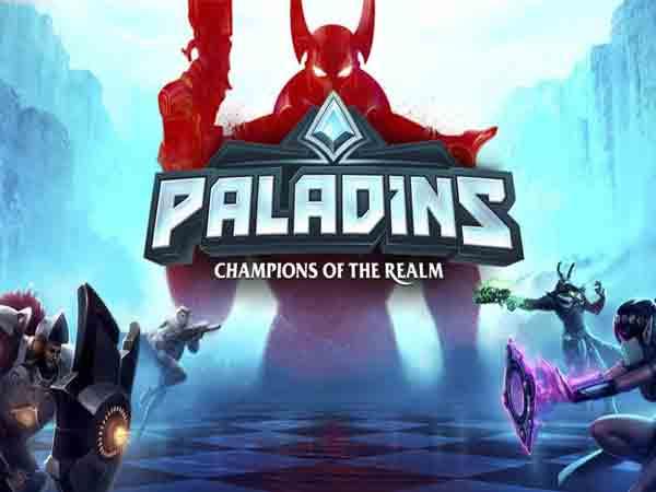 Paladins - game moba hay nhất 2021