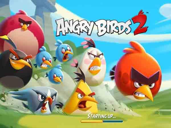 Angry Birds 2 - game offline cho máy cấu hình yếu