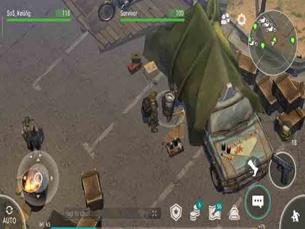 Game sinh tồn zombie - Last Day on Earth: Survival