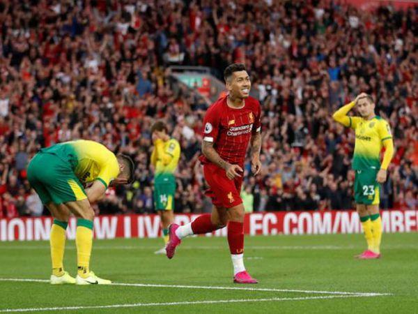 Soi kèo Norwich vs Liverpool, 23h30 ngày 14/8 - Ngoại hạng Anh