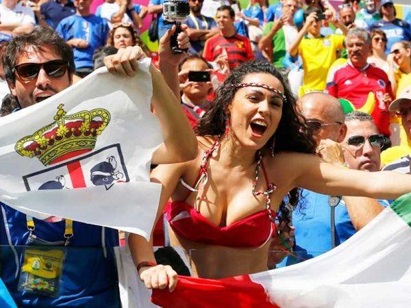 Tifosi là gì? Tại sao Fan đội tuyển bóng đá Ý lại gọi là Tifosi